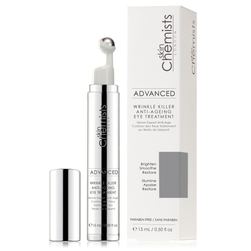 Advanced Wrinkle Killer Anti-Ageing Eye Treatment - Zaawansowane serum odmładzające pod oczy z jadem węża