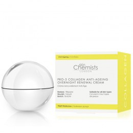 Pro-5 Collagen Anti-aging Overnight Renewal Cream