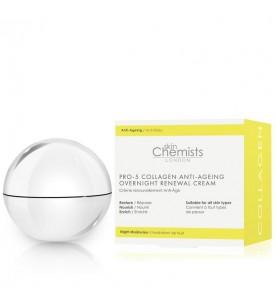Pro-5 Collagen Anti-aging Overnight Renewal Cream